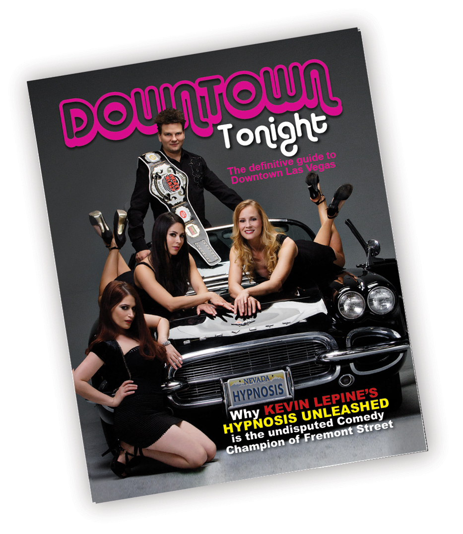 DOWNTOWN MAGAZINE - ISSUE 1
