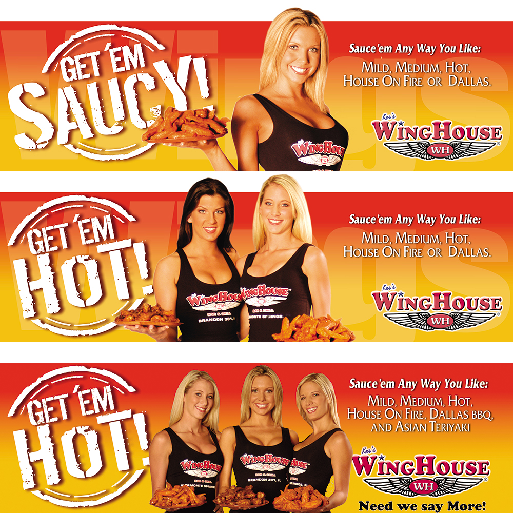 BILLBOARDS - WingHouse